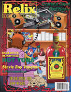 Relix Vol. 18 No. 4 Magazine