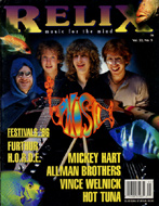 Relix Vol. 23 No. 5 Magazine
