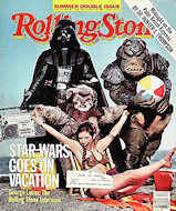 Rolling Stone Issue 400/401 Magazine