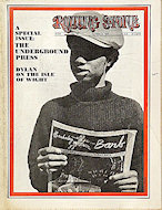 Rolling Stone Issue 43 Magazine