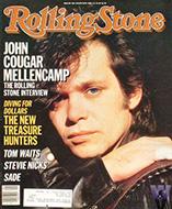 Rolling Stone Issue 466 Magazine