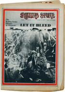 Rolling Stone Issue 50 Magazine