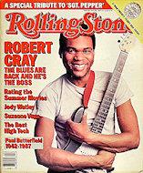 Rolling Stone Issue 502 Magazine