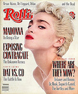 Image result for rolling stone magazine madonna