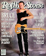 Rolling Stone Issue 525 Magazine