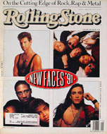 Rolling Stone Issue 602 Magazine