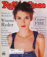 Rolling Stone Issue 677 Magazine