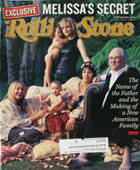 Rolling Stone Issue 833 Magazine