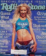 Rolling Stone Issue 844/845 Magazine