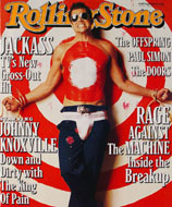 Rolling Stone Issue 861 Magazine