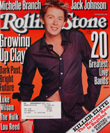 Rolling Stone Issue 926 Magazine