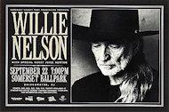 Willie Nelson Poster
