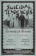 Suicidal Tendencies Poster