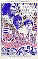 Cream Handbill