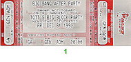 Chris Isaak Vintage Ticket