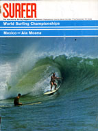 Surfer Vol. 7 No. 5 Magazine