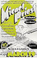 Micael Priest Poster