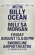 Billy Ocean Poster