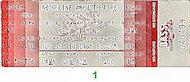 Neil Diamond Vintage Ticket