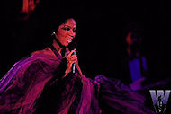 Diana Ross Fine Art Print