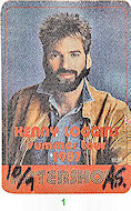 Kenny Loggins Backstage Pass