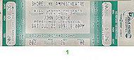 John Denver Vintage Ticket