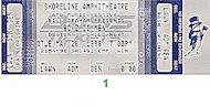 Boyz II Men Vintage Ticket