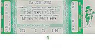 Stone Temple Pilots Vintage Ticket
