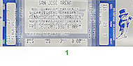 Kenny G Vintage Ticket