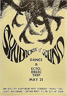The Syndicate of Sound Handbill