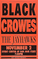 The Black Crowes Poster