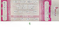 The Black Crowes Vintage Ticket