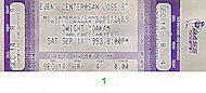 Dwight Yoakam Vintage Ticket