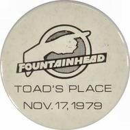 Fountainhead Pin