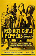 Red Hot Chili Peppers Poster