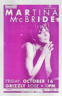 Martina McBride Poster