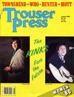Trouser Press Issue 53 Magazine