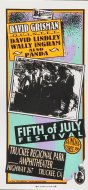 Fifth of July Festival Handbill