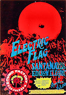 Electric Flag Handbill