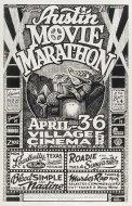 Austin Movie Marathon Poster