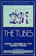 The Tubes Poster