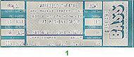 Pat Metheny Group Vintage Ticket