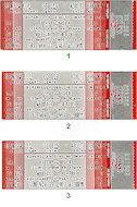 Jerry Garcia Vintage Ticket