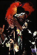 George Clinton Fine Art Print