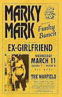 Marky Mark and The Funky Bunch Handbill