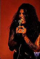Chuck Billy Fine Art Print