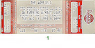 Meat Loaf Vintage Ticket