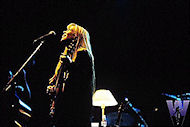 Rickie Lee Jones Fine Art Print