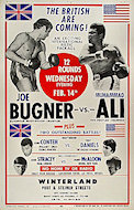 Joe Bugner Poster
