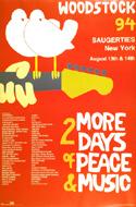 Woodstock '94 Poster